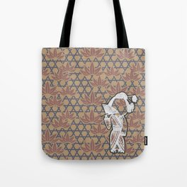 The Third Beautiful Geisha Tote Bag