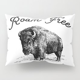 Roam Free Pillow Sham