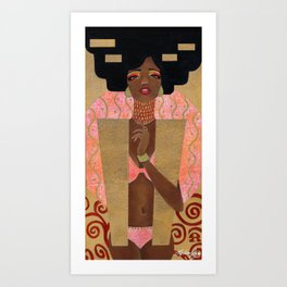 Klimt's Judith Art Print