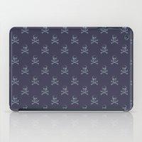 skulls iPad Cases featuring Skulls by Vickn