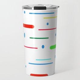 Abstract 2 Travel Mug