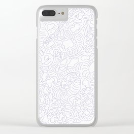 State of Mind Clear iPhone Case