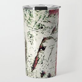 To Camouflage in Happiness #SWIM Travel Mug