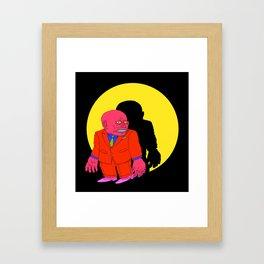 Spotlight Framed Art Print