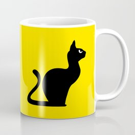 Angry Animals: Cat Coffee Mug