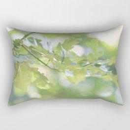 Oak in Summer - Nature Photography Rectangular Pillow
