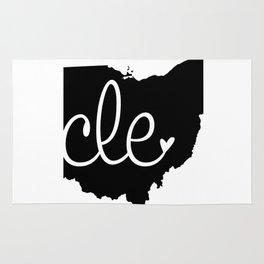 Love Cleveland Rug
