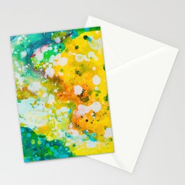 Abstract Painting 75 Stationery Cards
