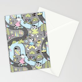 3 Little Kittens Stationery Cards