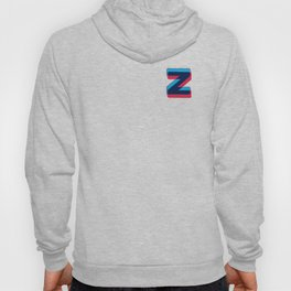 Letter Z Hoody