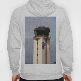 Naples Airport Control Tower Hoody