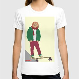 CHUCKY - Modern outfit version T-shirt