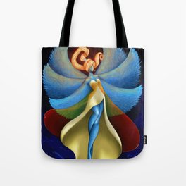 Daedania: Goddess of Life Tote Bag