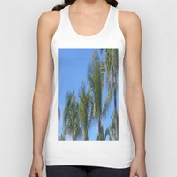 palms Tank Tops featuring PALMS by ..........