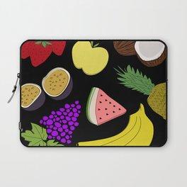 Fruit! in Black Laptop Sleeve