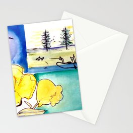 MICMAC Indian Legend, CANADA          by Kay Lipton Stationery Cards