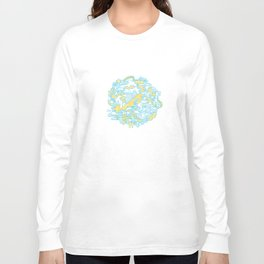 Spaghetti Mountain Long Sleeve T-shirt