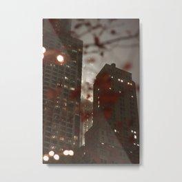 New York Manhattan Metal Print