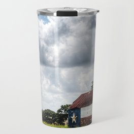 Texas Barn Travel Mug