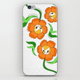 Cagney Carnation iPhone Skin