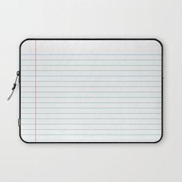 Notepaper Laptop Sleeve