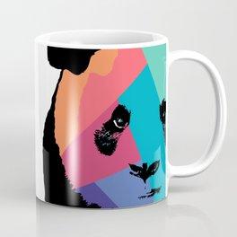 Panda in Colors  Coffee Mug