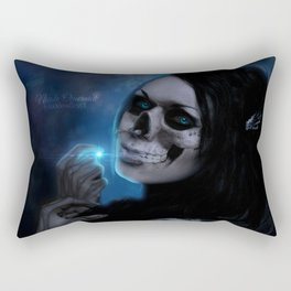 La Calaca Rectangular Pillow