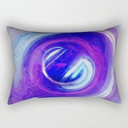 Abstract Mandala 267 Rectangular Pillow