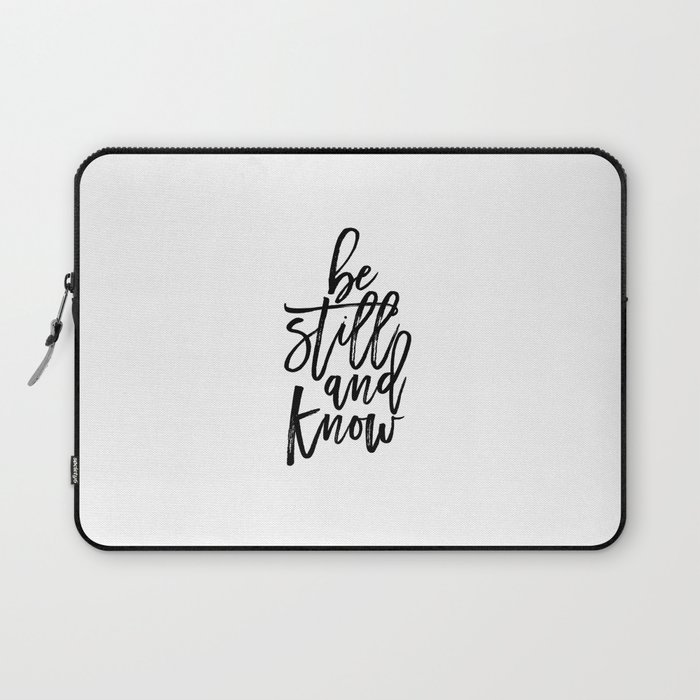 Bible Verse Be Still And Know Inspirational Quote Bible Quote Home