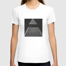 Divided Road T-shirt