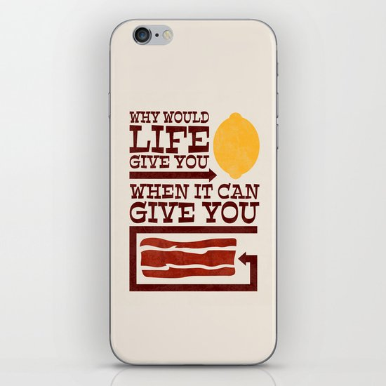 Good Point iPhone & iPod Skin