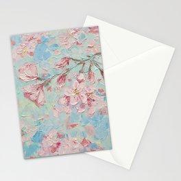 Yoshino Cherry Blossoms No. 2 Stationery Cards