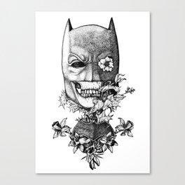 World Finest Series. The Bat.  Canvas Print