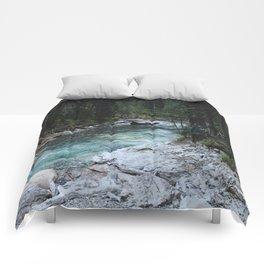 Johnston Canyon Comforters