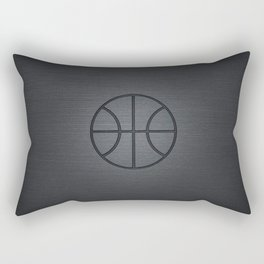 BASKETBALL- basketball Rectangular Pillow