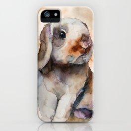 BUNNY #2 iPhone Case