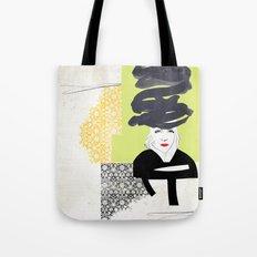Greta Tote Bag