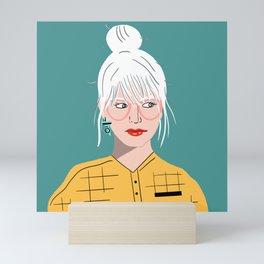 Esther Mini Art Print