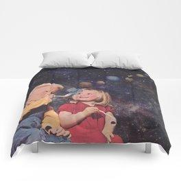 In the beginning ... Comforters