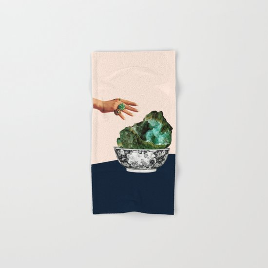 GEODE Hand & Bath Towel