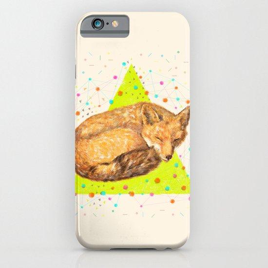 Fox Dream iPhone & iPod Case