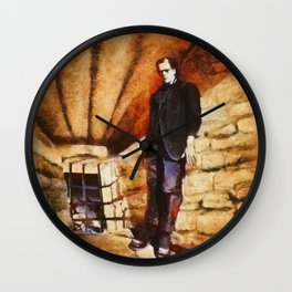 Frankenstein, Vintage Classic Hollywood Horror Monster Wall Clock