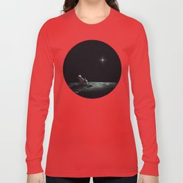 Space Chill Long Sleeve T-shirt