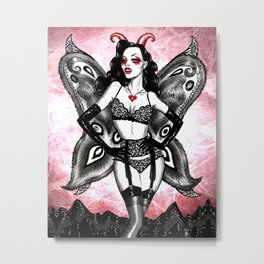 Victoria's Devil Metal Print