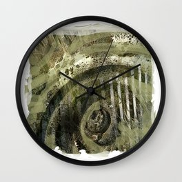 1800's Gravestone Art Series 2 Wall Clock