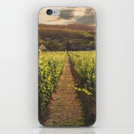 Vineyard iPhone Skin