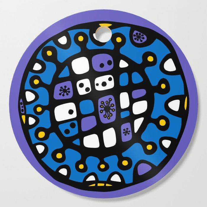 Dot #2 by lalalamonique Cutting Board