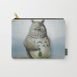 Miyazaki's Totoro - Totoros communis domestica Carry-All Pouch