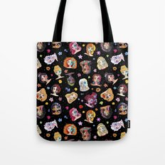 Sugar Skull Series: Leading Ladies Tote Bag