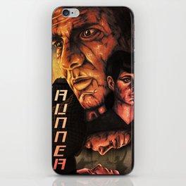 Blade Runner 30th anniversary 2scd iPhone Skin